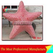 Fiberglass Lifelike Artificial Starfish