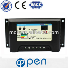 HCTS-MPPT series solar water heater controller m-7, 10A 12V/24V