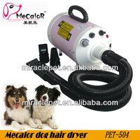 Mecalor dog hair dryer, pet blower,grooming dryer,PET-504
