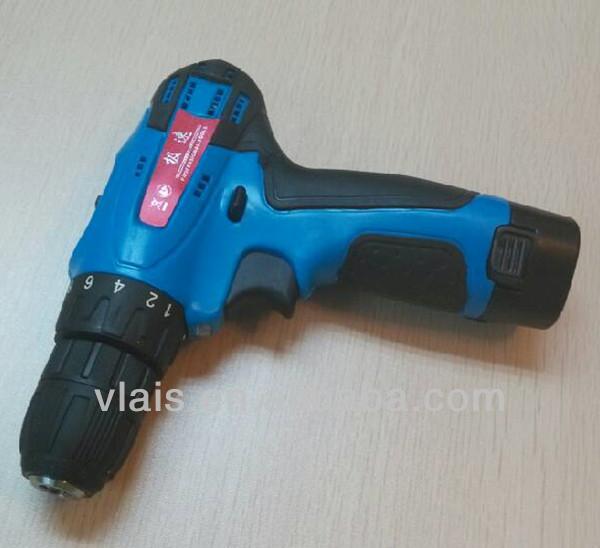 China Good Quality cordless drill driver 12V cordless driver drill electric cordless impact driv ...
