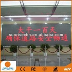 solar powered electronic billboards led ad outdoor led display