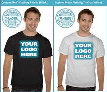 custom led shirts