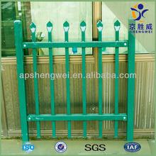 Powder coated & Galvanized wrought iron fence finials