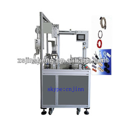 JS-2013 paper winding machine for ribbons wrapping machine
