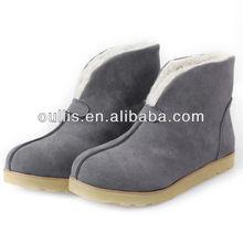 2013 wholesale women boots fashion flats big size XW271