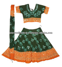 kids lehenga choli dress