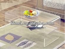 High Grade Clear Acrylic Table,U Shape Acrylic table