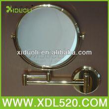 make up wall mirror/only cosmetics mirror/fogless shaving mirror
