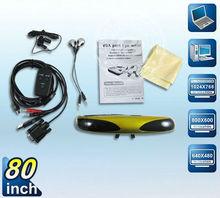 80 inch 3D Virtual Display Video Glasses 640x480(WSG-08C)