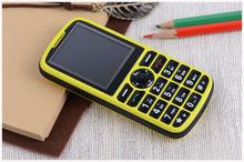 Shockproof Senior Mobile Phone (Dual Sim, MP3,Camera, FM)(WP-S03)