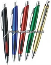 chromed metal ball pen