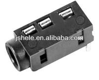 3.5mm Phone Jack/Socket