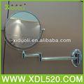 Lado vista espelho convexo/parede console e espelho/espelhos de pé livre