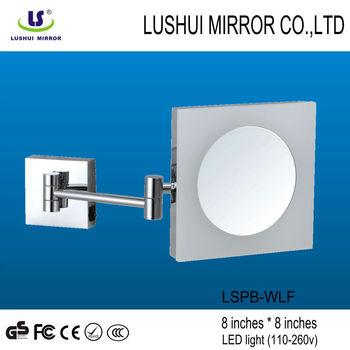 Magnifying LED wall bathroom cosmetic LED grow led ring light