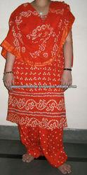 Wholesale Punjabi Salwar Kameez Suit with Dupatta