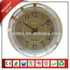 Hotel Wall Clock With Special Desgn