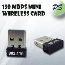 Mini USB 150Mbps WiFi Wireless Network Card Adapter