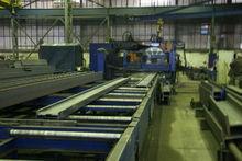 CNC cutting & Drilling center