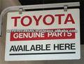 Toyota genuine parts- cuerpo y piezasdelmotor