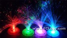 7 Colour Fiber Small Night Lamp Led Color Small Night Lights Glowing Flash Fiber
