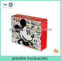 Disney cajas de regalo fabricante