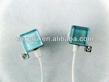 2013 Funky diamond crystal earring earphones for gift