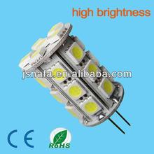 jiashan nafa led 12v g4 solar led bulb