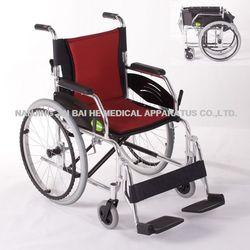 portable light weight aluminium wheelchair for dogs (S01)
