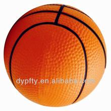 PU smooth toy basketball
