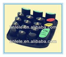 Favorites Compare remote button rubber key pad,rubber button