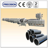 Pipe making machine for hdpe pipe manufacturing process