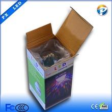 Good quality low cost e27 3w full color led bulb