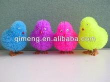 environmentally cute flashing chicken animals toys