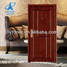 Pocket Design Steel Security Door Series,Steel wooden armored door