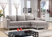 LA-3578 nicoletti furniture corner sofa