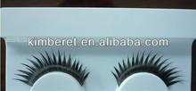 Black Model 21 Natural Length False Eyelashes Artificial Lashes