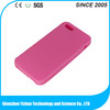 Shenzhen Mobile Custom Silicone Phone Case for iPhone 5