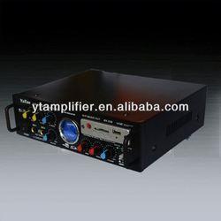 Sound amplifier manufacturer supply AV-339 mp3 usb flash drive