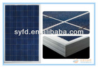 100W Solar Cell Panel Monocrystalline Silicon