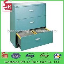 Kitchen cabinet metal drawer file cabinet filing cabinet office furniture