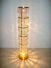 Acrylic Crystal Wedding Flower Stands