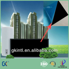 Black chrome plated copper thermal solar concentrator price
