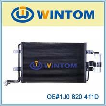 auto part air conditioning condenser 1J0 820 411D