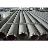 304 Seamless/Welded Stainless Steel Pipe
