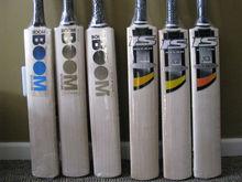 Boom Boom & Ihsan Cricket Bats
