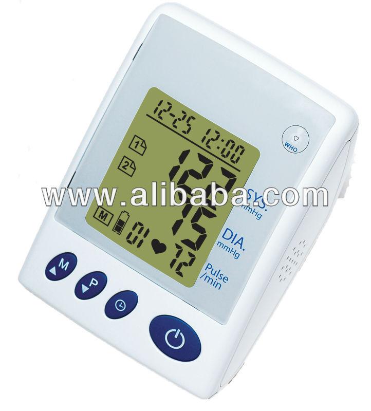 Bluetooth 4.0 Blood Pressure Monitor