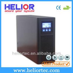 Portable rack IT cabinet online sine wave server ups (Sigma 1-3KVA)