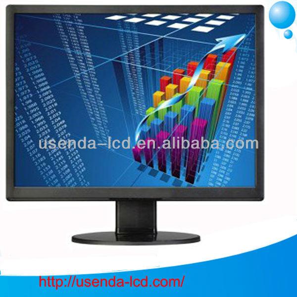 19 inch VGA+DVI+HDMI+DP lcd monitor spare parts