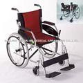 Portátil de peso ligero de aluminio silla de ruedas guantes( s01)