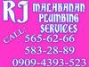 RJ MALABANAN SIPHONING SEPTIC TANK SERVICES 565-62-66